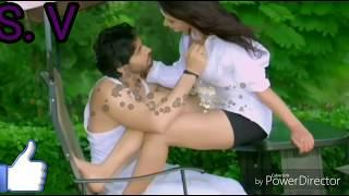 Tere Bin Sham dhalte nahi very romantic song WhatsApp status video female version
