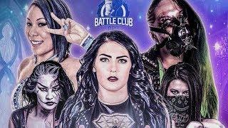 Battle Club Pro - May the Queen Reign Full Show (Mia Yim vs Tessa Blanchard, Su Yung vs Leva Bates)