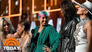 Alicia Keys, Miley Cyrus, Dolly Parton, And More Take The Grammys 2019 Stage | TODAY