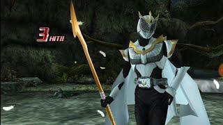 Kamen Rider Super Climax Heroes: Kamen Rider Femme (Gameplay)