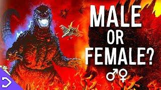 Is Godzilla MALE or FEMALE? - King Of The Monsters