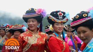 Exploring The 'Kingdom Of Women' In China | TODAY