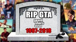 GTA Online RUINED the GTA Series (RIP GTA)