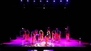 Show Dance Concept Dancehall Female BDS