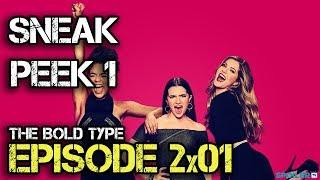 "The Bold Type 2x01 Sneak Peek Clip 1 ""Feminist Army"""