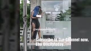 "LEAKED VIDEO: Efia Odo Has The Biggest ""Tonga"" Among Ghanaian Female Celebs"