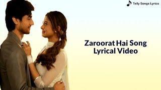 Mere Dil Ko Tere Dil Ki Zaroorat Hai Song | Female Version | Ankita Dwivedi | Lyrical Video