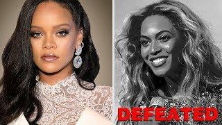 Rihanna is Officially Over Beyoncé | The World's Richest Female Musician