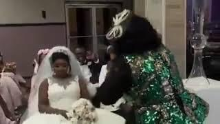 Female Nigerian Pastor Wedding Sermon Goes Viral