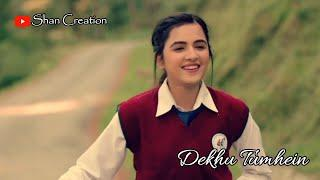 Jitni Dafa Dekhu Tumhe | Female Version | Whatsapp Status Video | Shan Creation