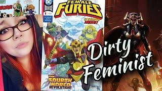 DC Comics | Female Furies #1 | And Why I'm Against Feminism