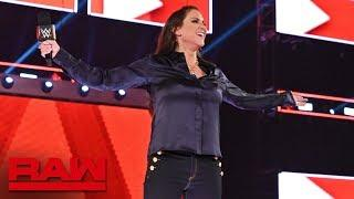 WrestleMania's main event will be Winner Take All: Raw, April 1, 2019