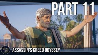 ASSASSIN'S CREED ODYSSEY Gameplay Walkthrough Part 11 :: Perikles (PC Let's Play)