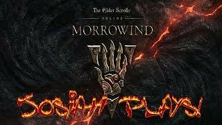 MORROWIND DLC (Elder Scrolls Online) - Josiah Plays! - Part 18 (FINAL) [Blind] [Twitch Stream]