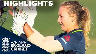 England Deliver Huge Win | England Women v New Zealand 2nd ODI 2018 - Highlights