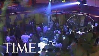 Video Shows A Woman Choking Out A Bouncer She Mistakenly Thought Groped Her | TIME