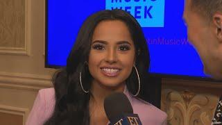 Becky G and Natti Natasha Talk Female Empowerment Ahead of 2019 Billboard Latin Music Awards