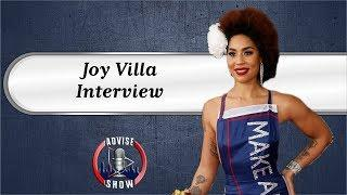 Joy Villa Speaks On Colorism, Rejection From Blk Ppl, Traditional Women & Trump