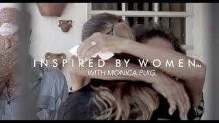 Inspired by Women Series presented by WTA + Moroccanoil: Monica Puig