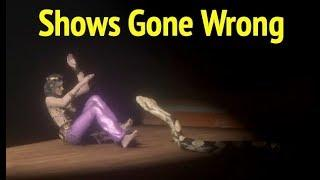 Shows Gone Wrong in Red Dead Redemption 2 (RDR2): All Theatre Shows With Gaffes and Bloopers