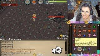 Female Version Of Woox?, Tyler1's Brother Calls OUT B0aty On Stream! (BEST OF OSRS #412)