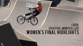 Women's Final Highlights - FISE: Montpellier 2018