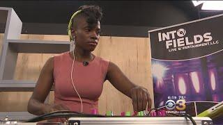 Local Female DJ Neeek Nyce Is Breaking Barriers And Inspiring Next Generation Of Female DJs