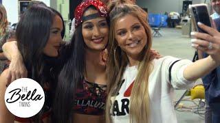 The Bellas' amazing Evolution experience: A CELEBRATION of Women!