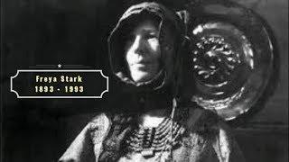 Inspiring Female Explorers Series #8 - Freya Stark