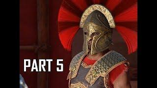 ASSASSIN'S CREED ODYSSEY Walkthrough Part 5 - Megaris (Let's Play Commentary)