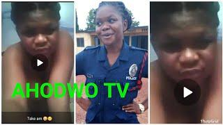 POLICE WOMAN ATOPA VIDEO LEAKED...WATCH THE FULL TAFREBOMSKI????????????
