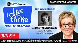 Ep. #94 Female inventors conversation with Formé Founder Maureen Stockton
