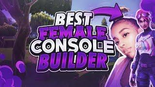 Playing the best female console builder......