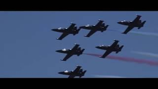 2018 MCAS Miramar Air Show: Patriots Jet Team MARINE CORPS AIR STATION MIRAMAR, CA, UNITED STATES