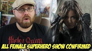 Marvel Confirms All Female Superhero Show on ABC!!!