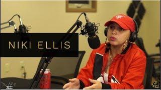We Break Silence Show | Niki Ellis Talks Music, Female Hip Hop, Family & More!