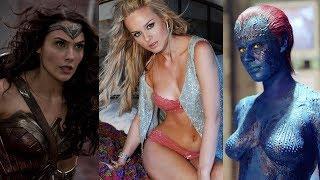 Top 30 Female Superheroes ⭐ In Real Life