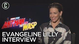 Evangeline Lilly on What It Means to Be the First Female Lead in a Marvel Title