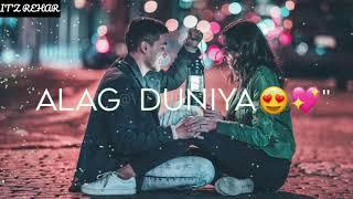 Bulave Tujhe Yaar Aj Meri Galiyan || Female Version || WhatsApp Status Video