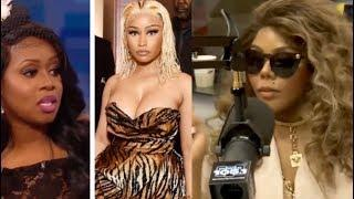 Lil Kim & Remy Ma Warned Us About Nicki Minaj Hating On Every Female Rapper & Cardi B In The Past