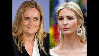 SAMANTHA B, APOLOGIZES FOR CALLING IVANKA T A FECKLESS C NT, PLAYING DIRTY