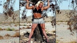 Natasha Gairy - Female Bodybuilding FBBI - Video in FemaleMuscel Channel