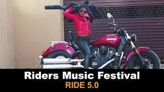 Riders Music Festival 2018 | Ride 05 | Female Riders | #RMFINDIA