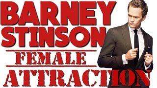 5 Female Attraction Secrets From Barney Stinson (study these!)