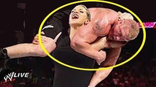10 BEST WWE Man VS Woman Matches Ever