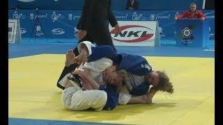 female judo choke out 85