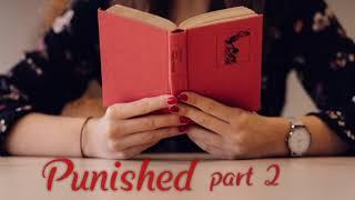 Punished by a Naughty Librarian ASMR Roleplay Pt 2 (Female x Male Listener)