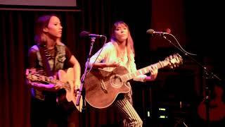 Twin female musicians' take on the music industry | Nalani & Sarina | TEDxPhiladelphiaWomen