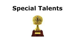 The Truth About Asperger's Syndrome - 6 - Special Talents
