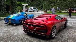 FERRARI'S TOP FEMALE Client Buys $4 MILLION Car (SP38 Deborah)